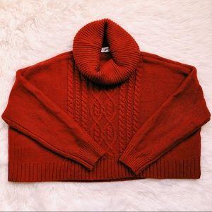 Lulu's Jack by BB Dakota Hobie Cable Knit Sweater